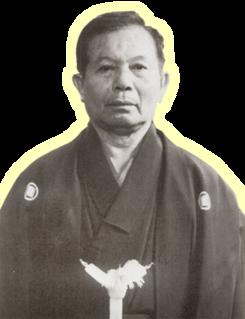 Kanei Uechi Okinawan karateka