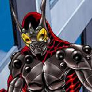 Beetle (comics) - Beetle in the Ultimate Spider-Man video game.