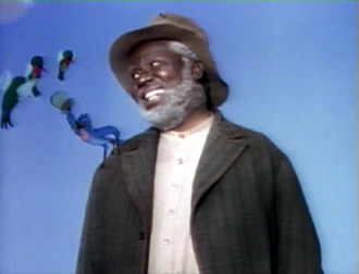 Uncle Remus - Uncle Remus as portrayed by James Baskett in Song of the South