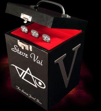 The Secret Jewel Box - Image: Vai Secret Jewel Box