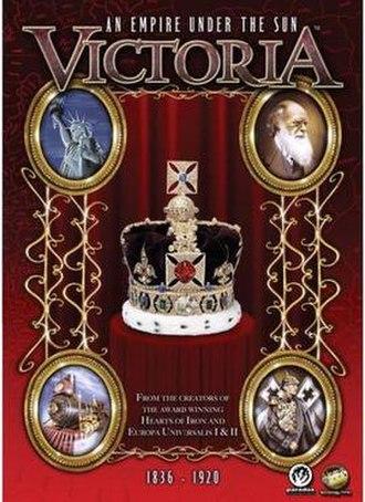 Victoria: An Empire Under the Sun - Image: Victoria Box