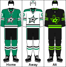 720bbb16c Dallas Stars - Wikipedia