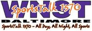 WNST - Image: WNST Logo