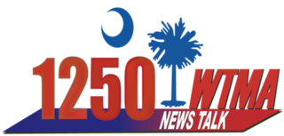 WTMA Radio station in Charleston, South Carolina