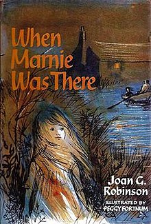 When Marnie Was There by Joan G Robinson first edition.jpg