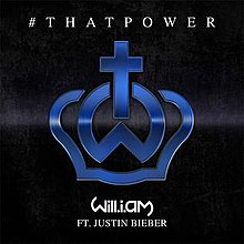 will.i.am featuring Justin Bieber - #thatPower (studio acapella)
