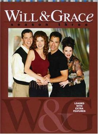 Will & Grace (season 3) - Image: Will & Grace Season 3