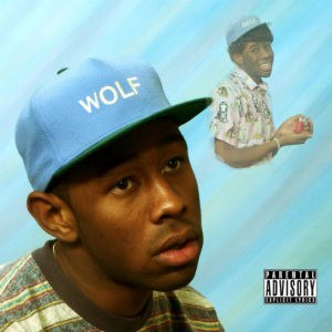 Wolf (Tyler, The Creator album) - Image: Wolf Cover 2
