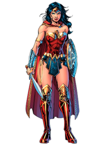 Wonder Woman - Wikipedia
