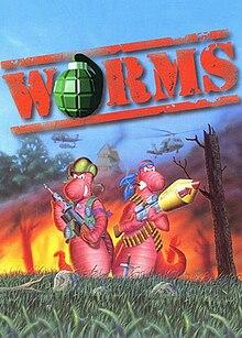 worm man în engleză