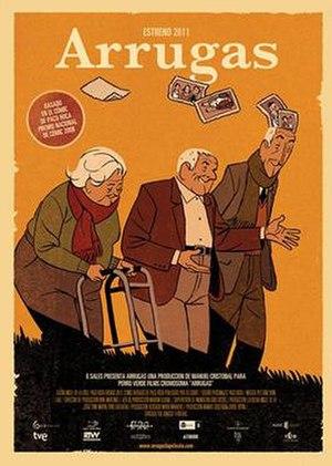 Wrinkles (film) - Poster