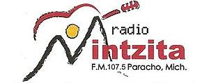 XHPCO-FM - Image: XHPCO Radio Mintzita logo