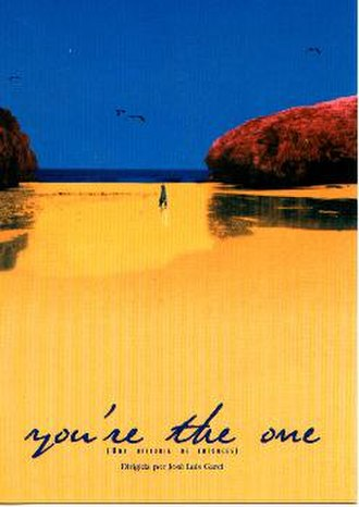 You're the One (2000 film) - Theatrical release poster