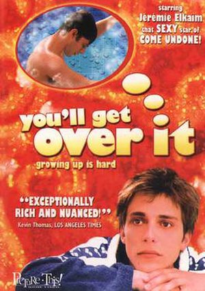 You'll Get Over It - Theatrical release poster (USA)