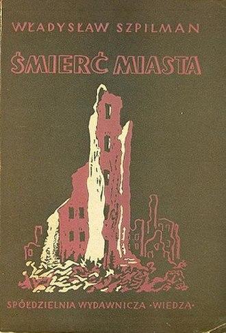 The Pianist (memoir) - 1946 Polish edition