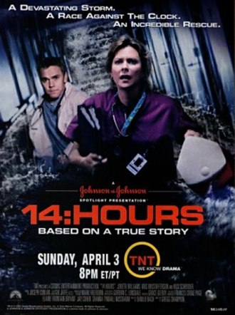 14 Hours (2005 film) - Promotional movie poster