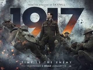 <i>1917</i> (2019 film) 2019 British war film directed by Sam Mendes