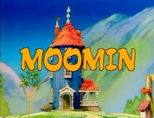 Moomin (1990 TV series) - Image: 1990 Moomin Anime Title