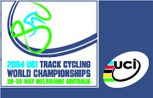 2004 UCI Track Cycling World Championships - Image: 2004 UCI Track Cycling World Championships logo