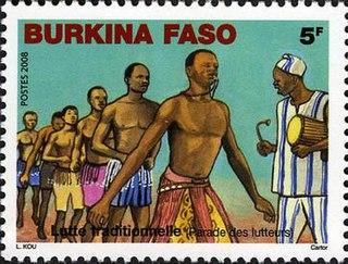 Postage stamps and postal history of Burkina Faso
