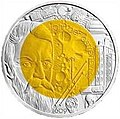 2009 Austria 25 Euro Year of Astronomy Front.jpg