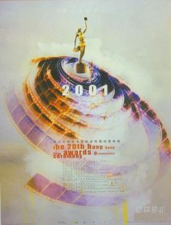 20th Hong Kong Film Awards