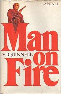 <i>Man on Fire</i> (Quinnell novel)