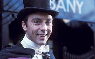 Anthony Valentine - as Raffles (1977)