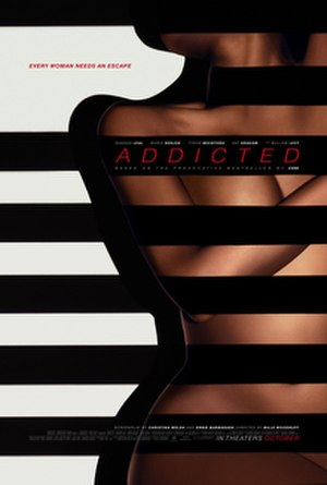Addicted (2014 film) - Theatrical release poster