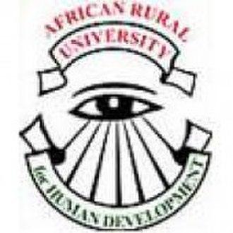 African Rural University - Image: African Rural University logo