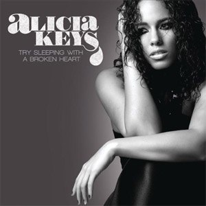 Try Sleeping with a Broken Heart - Image: Alicia Keys Try Sleeping with a Broken Heart