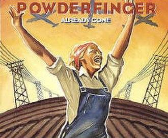Already Gone (Powderfinger song) - Image: Alreadygone front