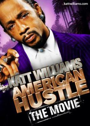 Katt Williams: American Hustle - Poster