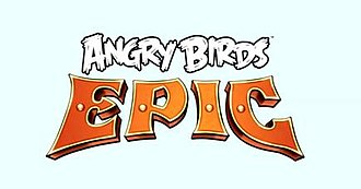 Angry Birds Epic - Image: Angry Birds Epic Logo