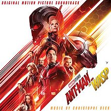 antman and the wasp soundtrack wikipedia