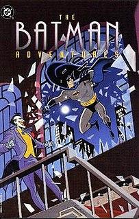 <i>The Batman Adventures</i>
