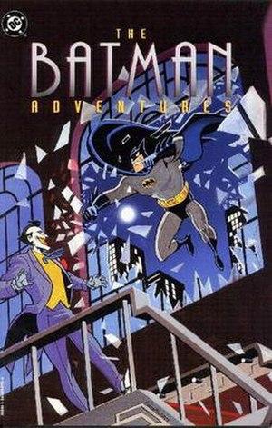 The Batman Adventures - Image: Batman Adventures Vol 1 cover
