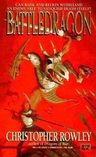 Battledragon - Image: Battledragon novel cover