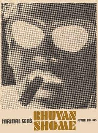 Bhuvan Shome - Film poster