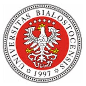 University of Białystok - Image: Bialy Un