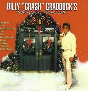 "Billy ""Crash"" Craddock's Christmas Favorites - Image: Billy Crash Craddocks Christmas Favorites"