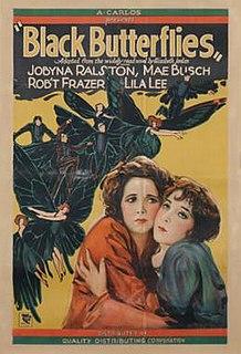 <i>Black Butterflies</i> (1928 film) 1928 film by James W. Horne