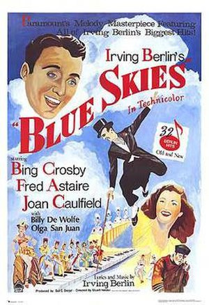 Blue Skies (1946 film) - Image: Blue skiesmp