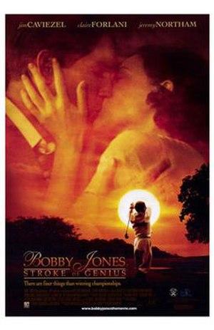 Bobby Jones: Stroke of Genius - Theatrical release poster