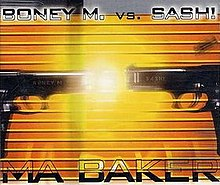 Boney M. vs. Sash - Ma Baker (1998 single).jpg