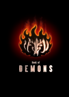 <i>Book of Demons</i> action video game developed and published by Thing Trunk and available on Steam since July 2016