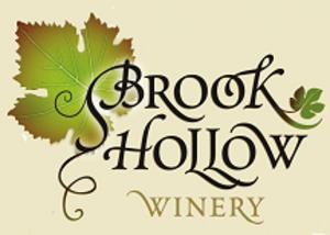 Brook Hollow Winery - Image: Brook Hollow logo