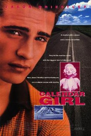 Calendar Girl (1993 film) - Theatrical release poster