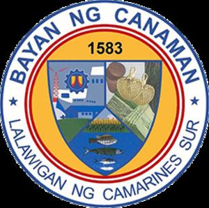 Canaman, Camarines Sur - Image: Canaman Camarines Sur