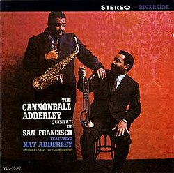 Cannonball Adderley The Lush Side Of Cannonball